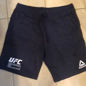 Official UFC Reebok shorts